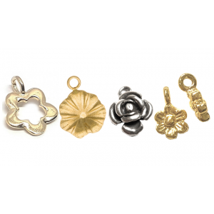 Flower Charms