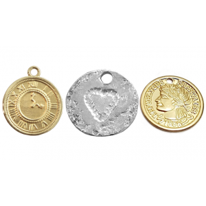Coin Charms