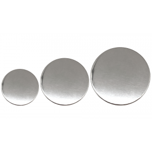 Round Discs 0.5mm Thickness