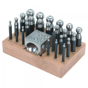Disc cutters, Doming Blocks, Doming Punches & Anvils