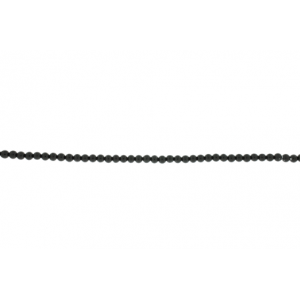 Onyx Black Faceted Beads, 12 mm