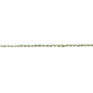 Pearl Rice Shape String, 1.5 -2 mm