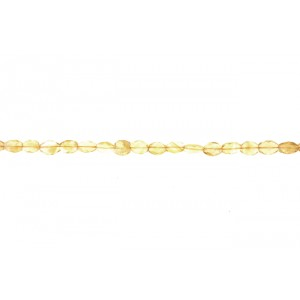 Citrine Oval Faceted Beads                              Citrine Beads
