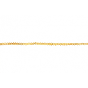 Citrine Faceted Special Cut Beads