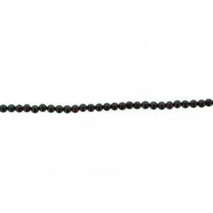 Garnet Round Beads, 6 mm