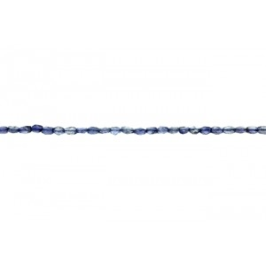 Iolite Oval Faceted Beads                                Iolite Beads