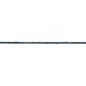 Iolite Round Beads