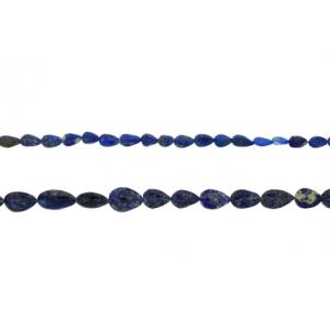 Lapis Pear Shape Long Drilled Beads                        Lapis lazuli Beads