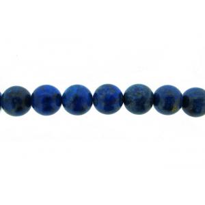 Lapis Lazuli Round Beads 10mm