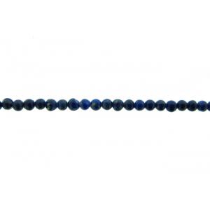 Lapis Lazuli Round Beads 3mm