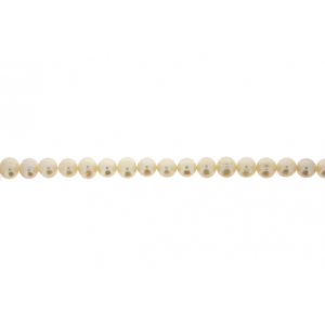 Freshwater Potato Pearl 8mm - 9mm Beads