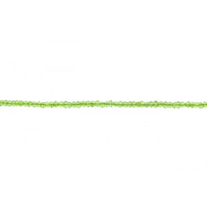 Peridot Faceted Beads Special Cut