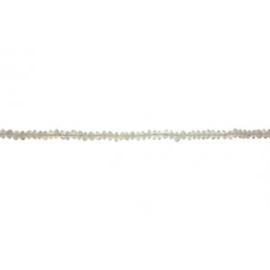 Rainbow Moonstone Button Beads