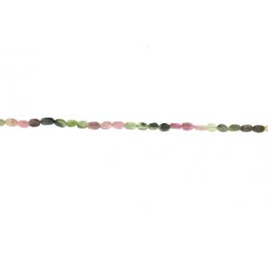 Tourmaline Oval Beads