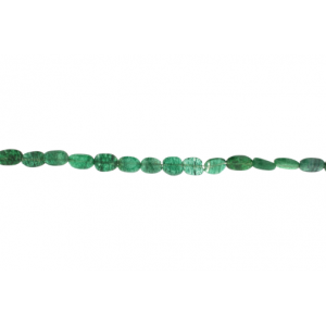 Aventurine Oval Beads