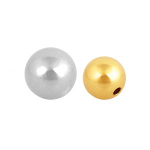 1 Hole & No hole beads