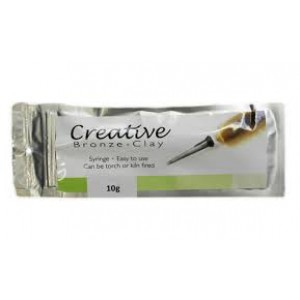 Creative Bronze Clay 10gr Syringe