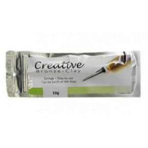 Creative Bronze Clay 10gr Syringe