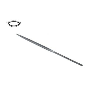 Needle file Crossing VALLORBE cut 1 20cm