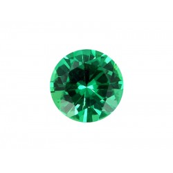 Emerald Cut Stone, Round, 1 mm