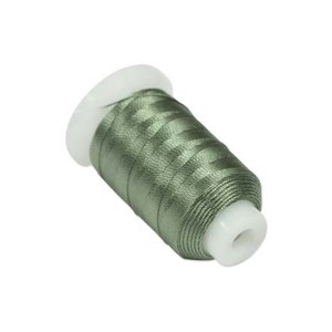 SILK SPOOL GREEN SIZE FFF (0.42MM) 92 YD