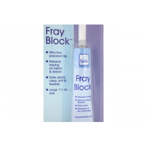 Anti Fray Liquid in the tube FRAY BLOCK