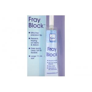 Anti Fray Liquid in the tube FRAY BLOCK Beading Tools