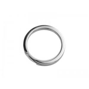 Sterling Silver 925 Key Ring 27mm