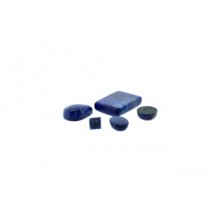 Lapis Cabs Oval, 15 x 20 mm