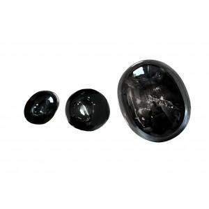Black Star Diopside Gemstones
