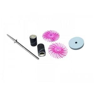 Pendant Motors & Accessories, Polishing Wheels