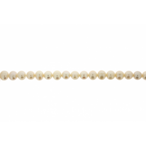 Freshwater Potato Pearl 6mm Beads