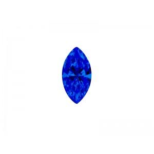 Sapphire Cut Stone, Marquise, 2.5 x 5 mm