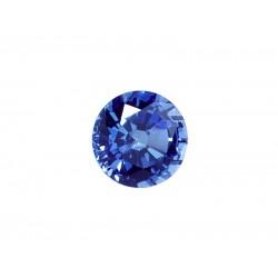 Sapphire Cut Stone, Round, 1.5 mm