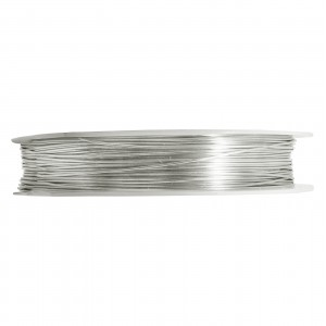 Artistic Wire Tarnish Resistant Silver