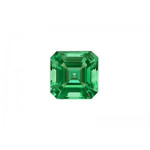 Emerald Cut Stone Square 2 mm
