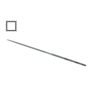 Needle file Square VALLORBE cut 2 20cm