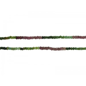 Tourmaline Faceted Mix Colour Beads Tourmaline Beads