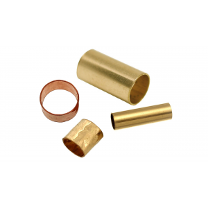 Gold Filled Round Cut Tube