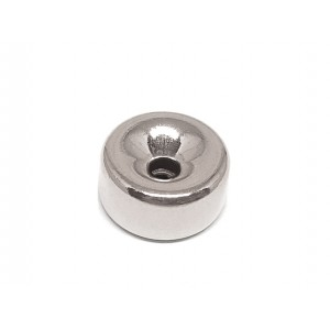 Sterling Silver 925 Flat Bead, 3mm
