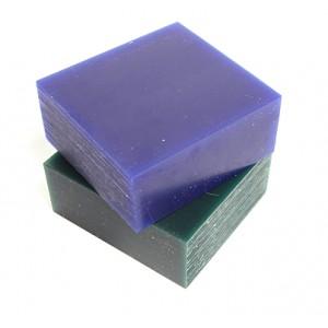 MATT Green Wax Block 1/2 lb Hard