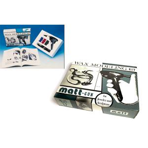 MATT Gun-Wax Modelling Kit