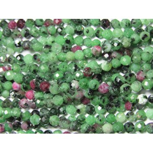 Anyolite (Zoisite Ruby)